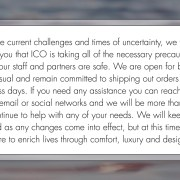 COVID Company Update