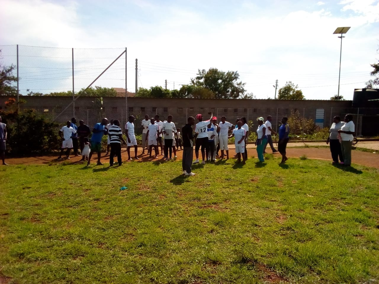 Kisumu City Church Olympics – International Churches of