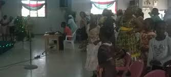 A CALL FOR PRAYERS BY ICOC IBADAN WOMEN