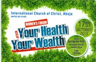 Women: Abuja Celebrate Women's Forum – Your Health, Your Wealth