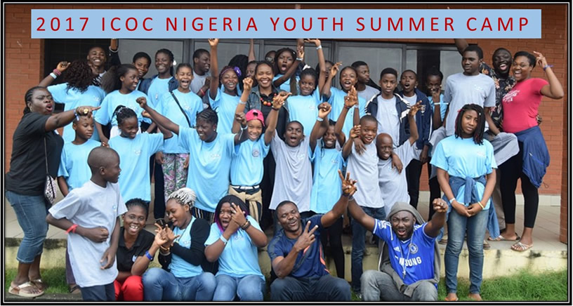 ICOCN YOUTH CAMP 1