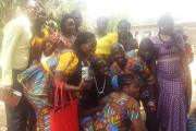 Ganta Church in Liberia Celebrates Her First Anniversary