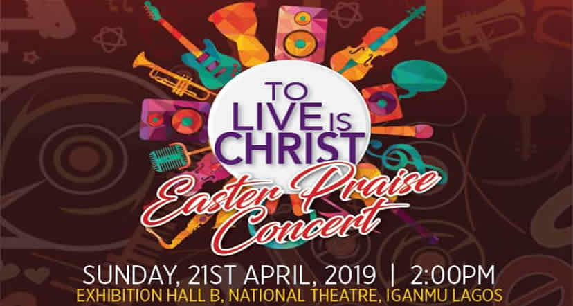 All is Set For the Lagos Church's 30th Anniversary Easter Praise Concert
