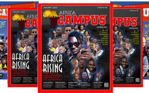 VOLUME #2 OF AFRICA CAMPUS ANNUAL NOW OUT!