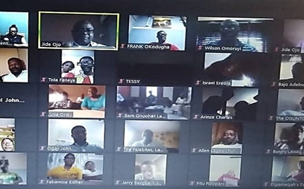Lagos West Bloc Virtual Leadership Workshop