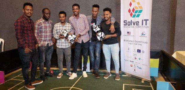 Gondar University team