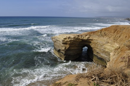 Sunset Cliffs. My photos can't do this place justice.