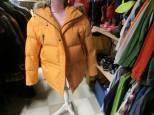 Tara, Orange jacka, XL, 150 kr
