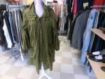 Grön kappa, storlek 38, 95 kr