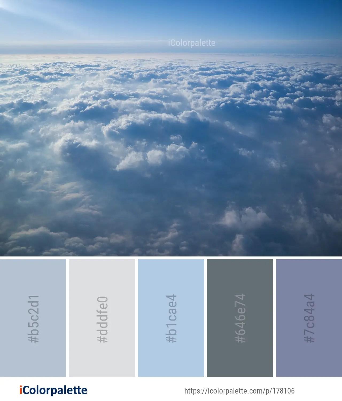 Air Color Palette : color, palette, Travel, Color, Palette, Ideas, IColorpalette