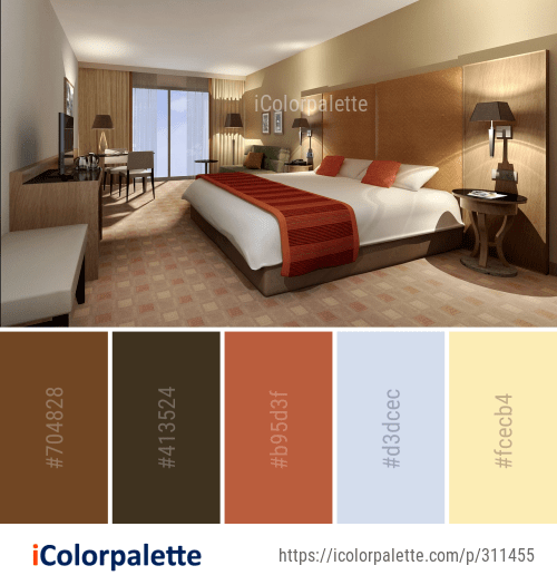 3 Bedroom Color Palette Ideas In 2021 Icolorpalette