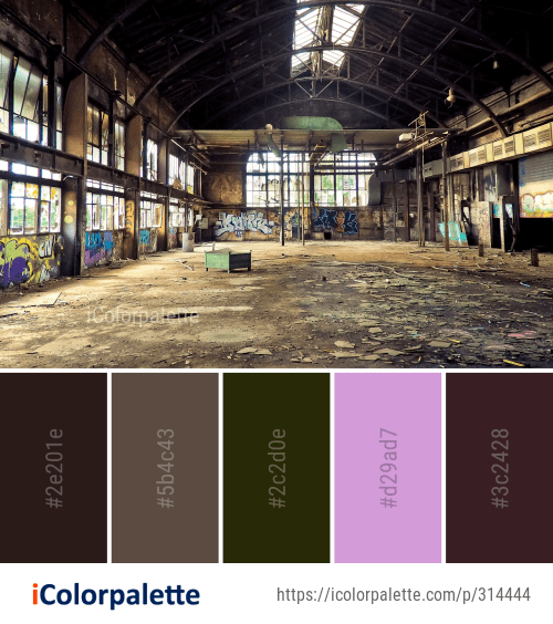 5 Warehouse Color Palette Ideas In 2021 Icolorpalette