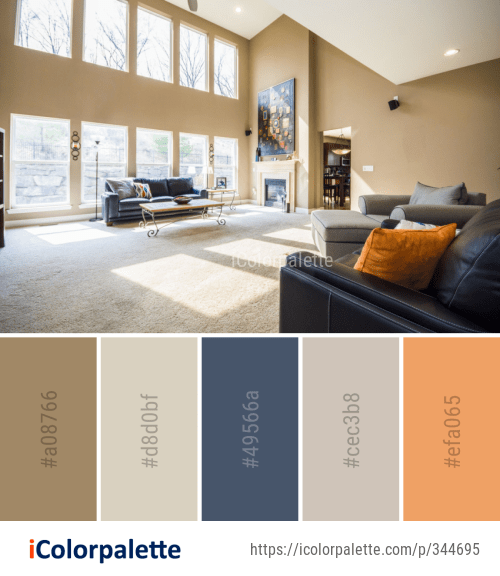 23 Living Room Color Palette Ideas In 2021 Icolorpalette