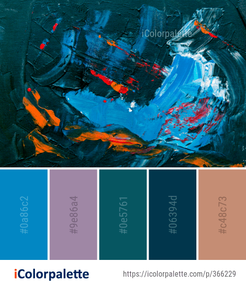 256 Marine Biology Color Palette Ideas In 2019 Icolorpalette