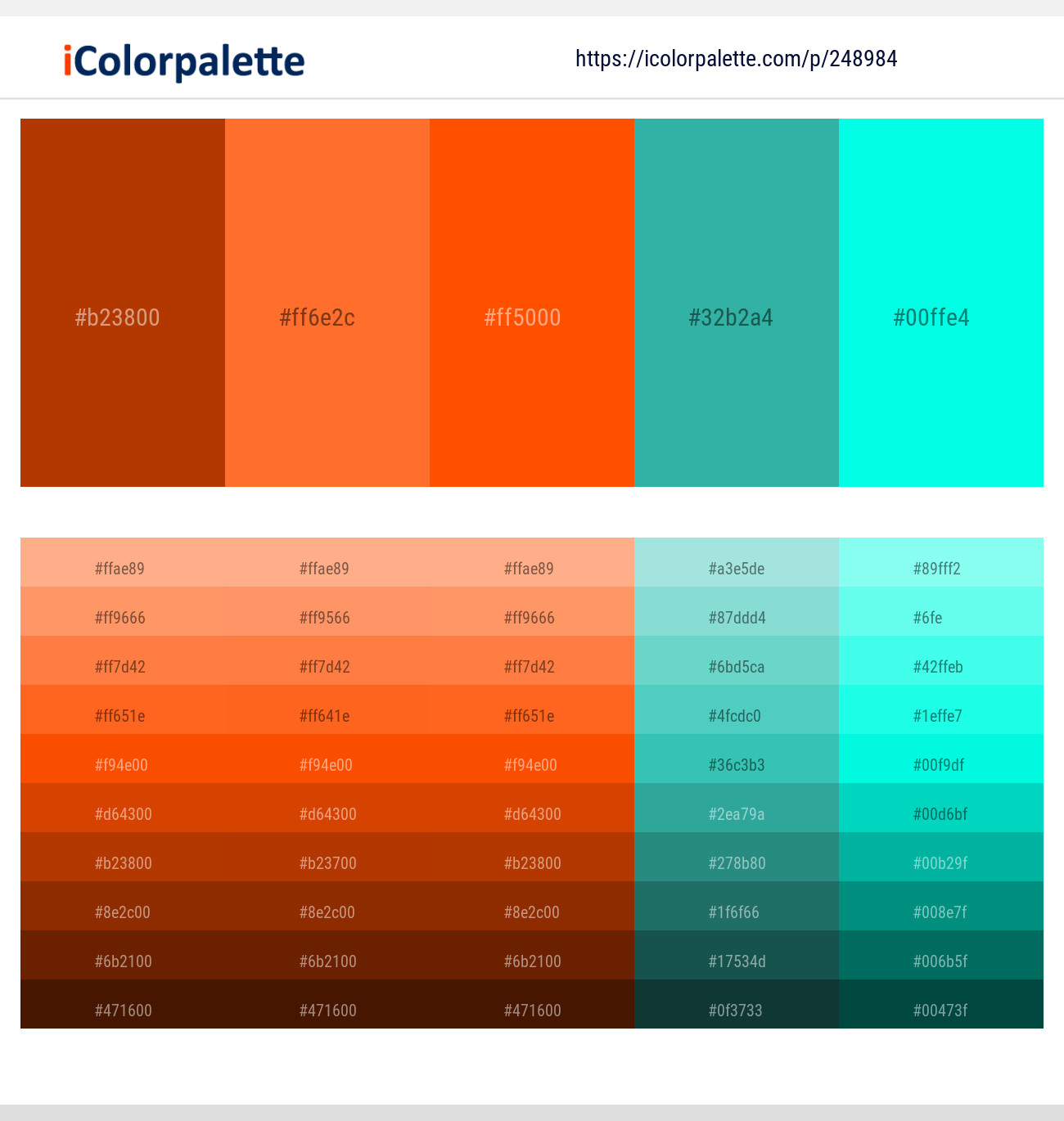 85 Color Palettes With International Orange Color In 2019