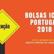 Bolsas ICOM Portugal – 2018