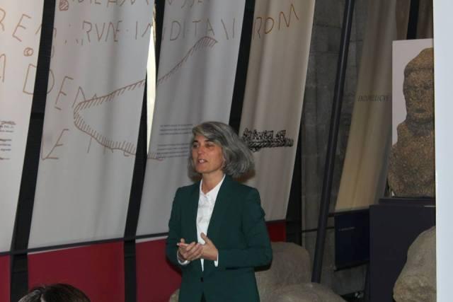 Ministra da Cultura - Graça Fonseca