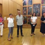 ICOM Portugal e Grupo Parlamentar do Bloco de Esquerda visitam Museus do Alentejo