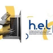 Projeto H.E.L.P.  – Concurso para consultoria na área da mediação digital