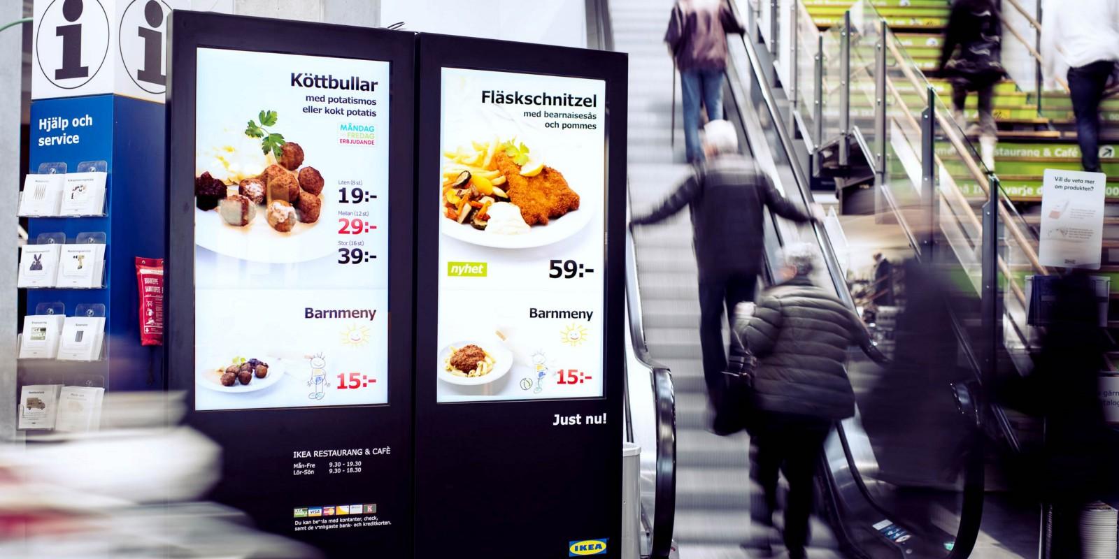 schermi led pubblicitari