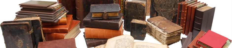 Реставрация и переплет 50 рукописных книг