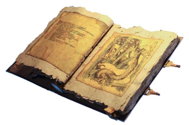 книга художника, Мартыненко, Испытание пустотой
