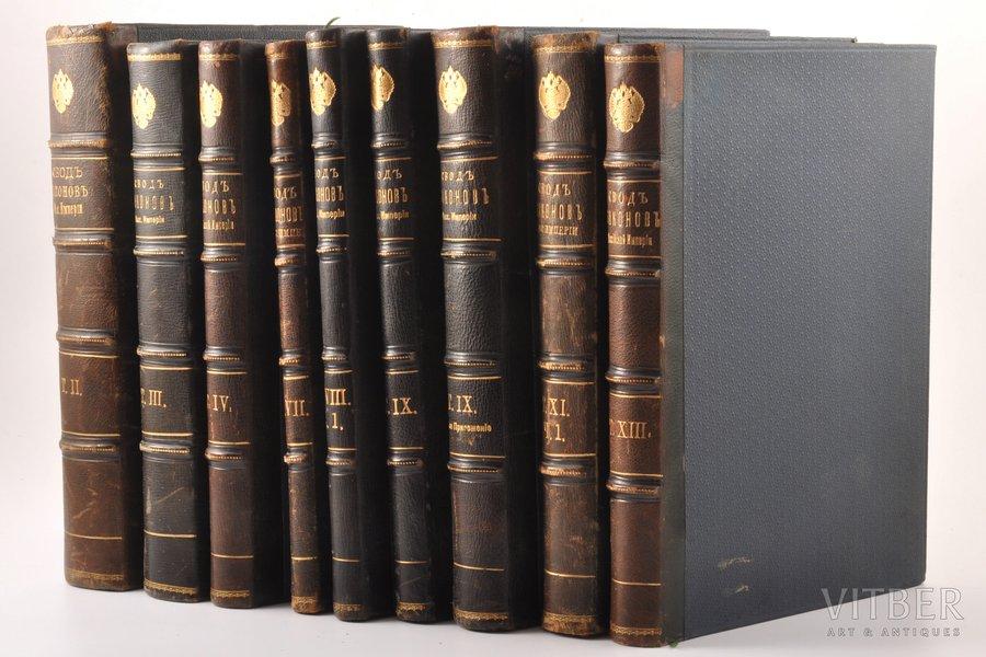 Типичный полукожаный переплет 19 века