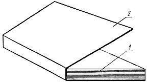 Тип 2 Обложка для обыкновенного крытья