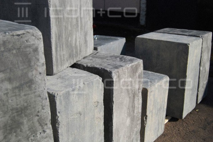 fake concrete paint effects, stone blocks props, theatre tv movie props theatrical