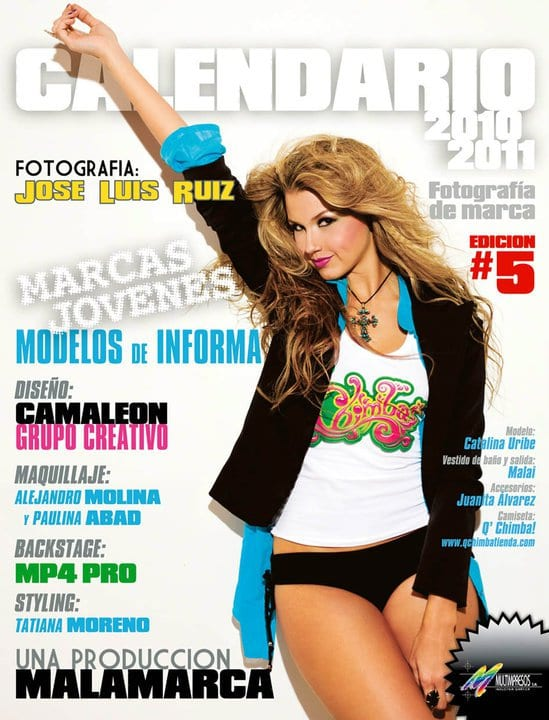 Catalina Uribe - Informa Models