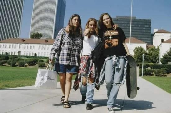 moda 90s