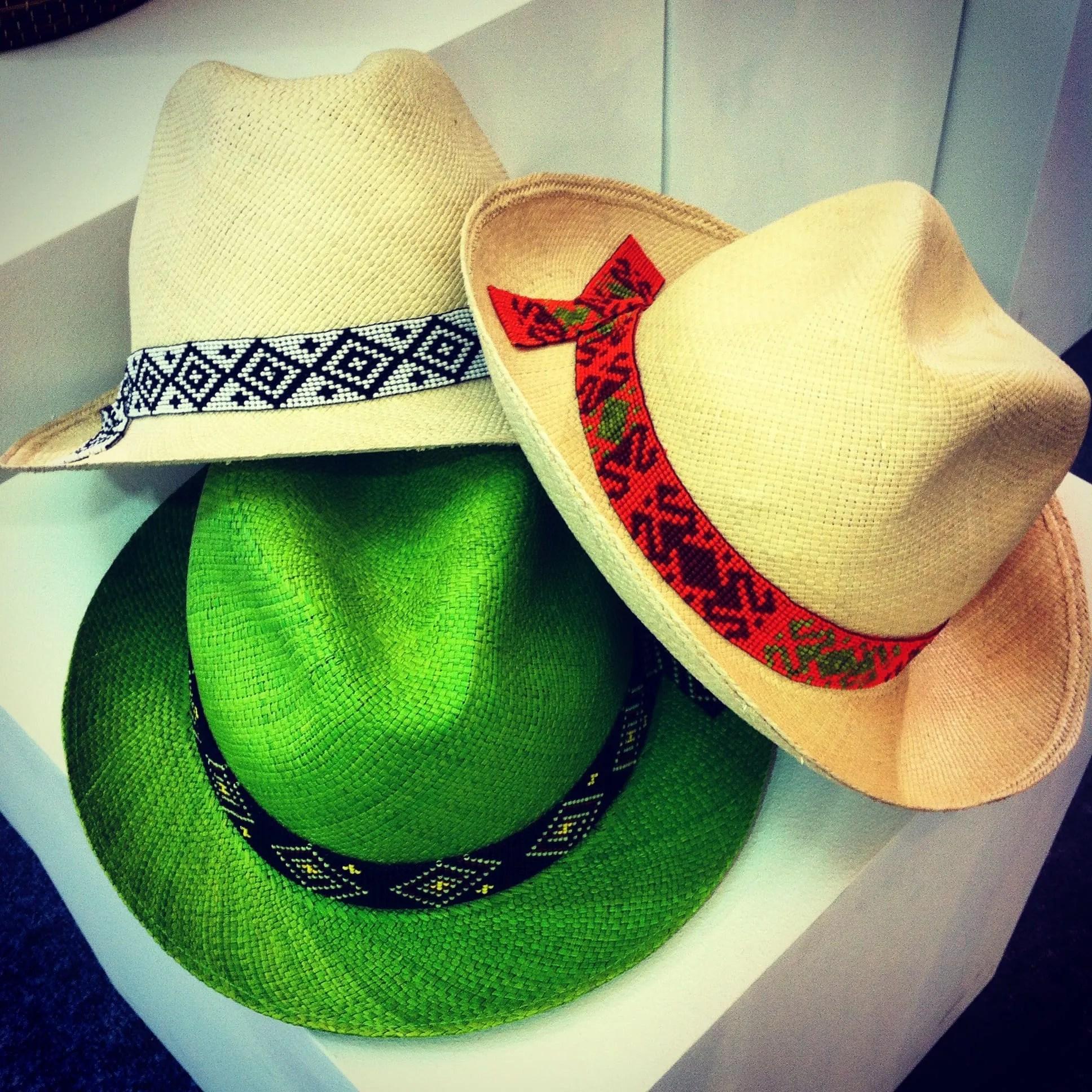 sombreros colombia