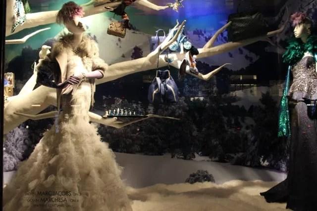 vitrina moda nueva york