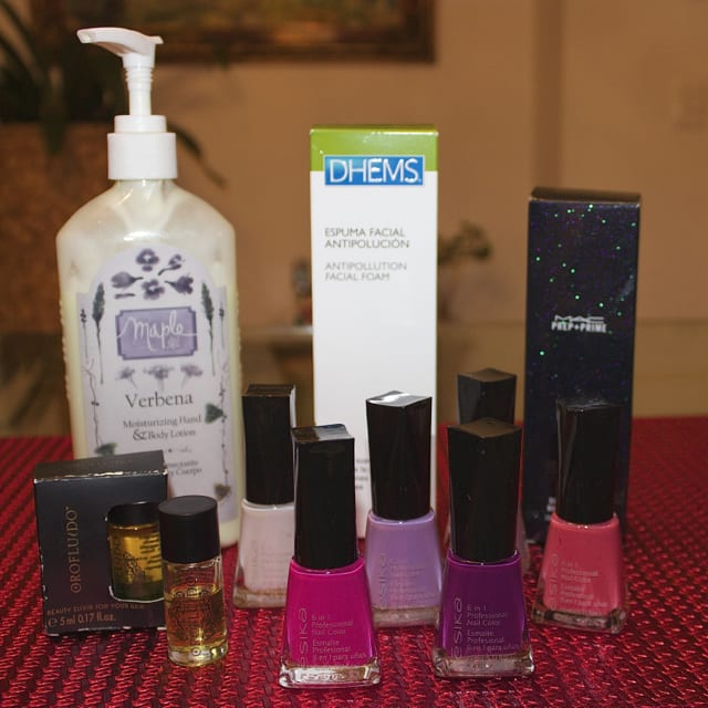 productos belleza noviembre