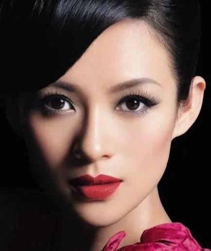 tendencia asia makeup