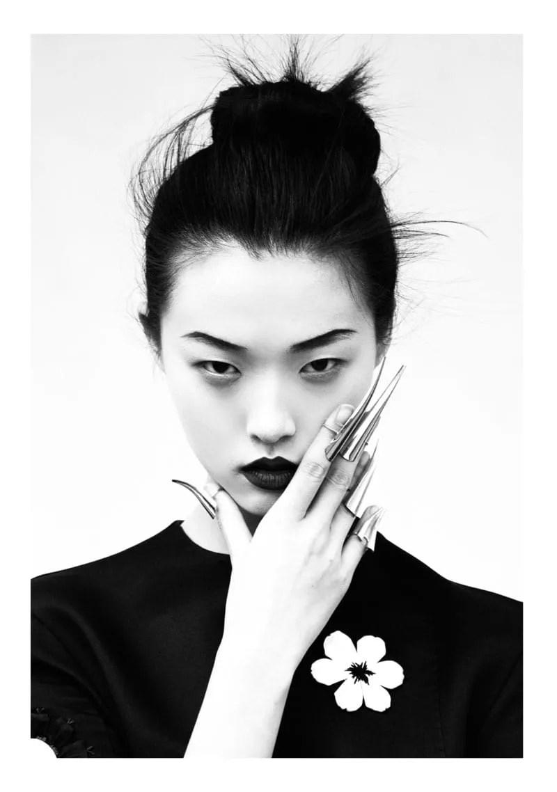 maquillaje asia