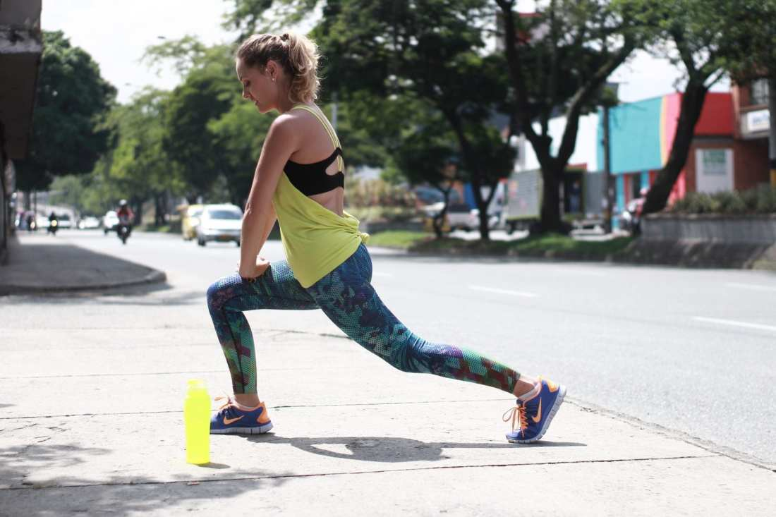 running medellin