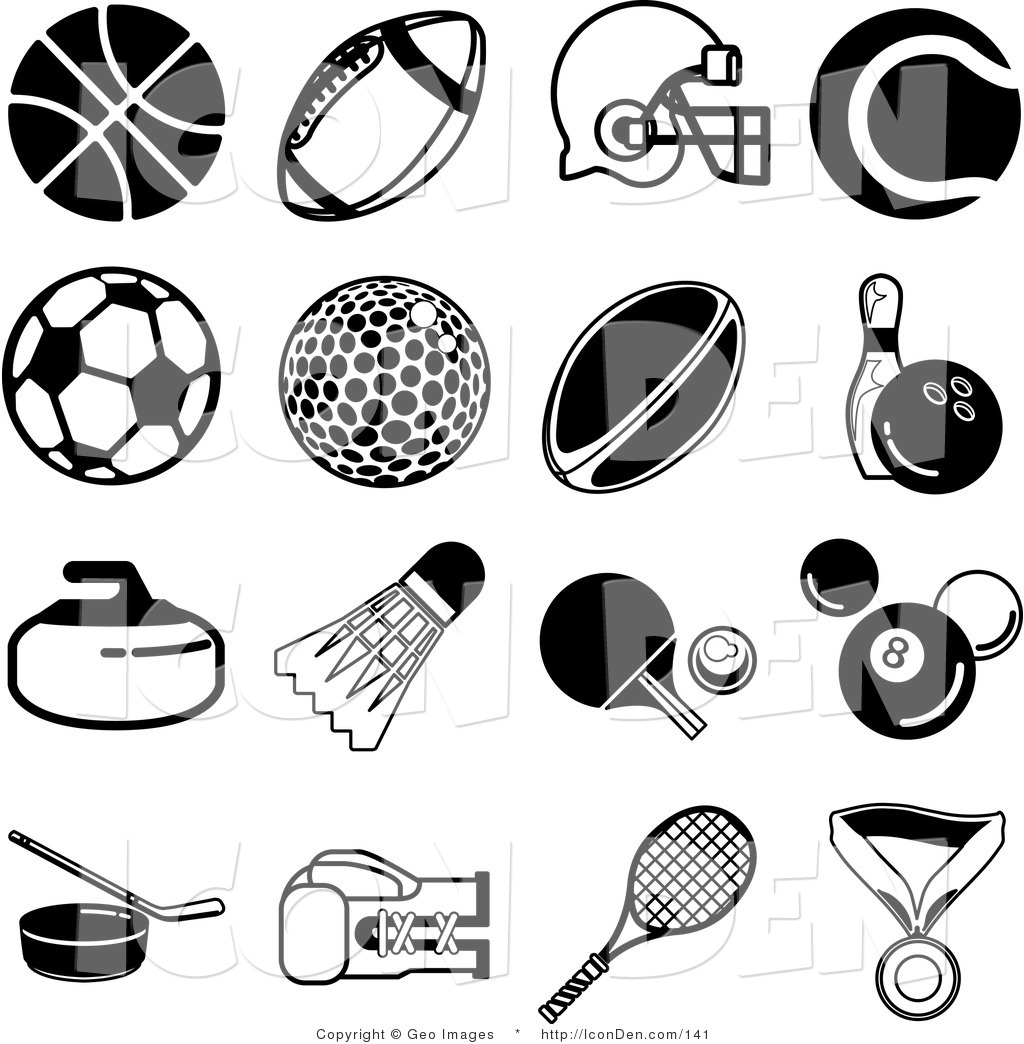 Royalty Free Ball Stock Icon Designs