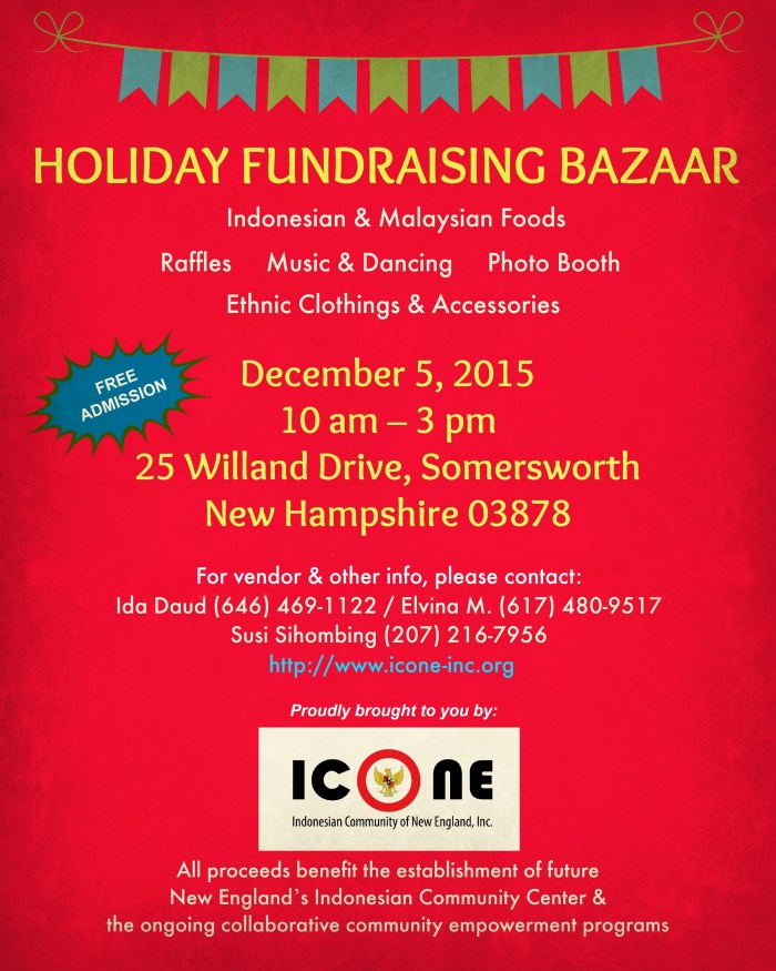 Holiday bazaar flyer2