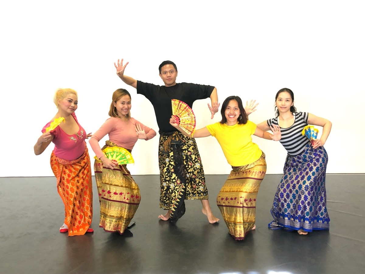 Balinese Dance Workshop – Bringing One of the World Cultural Heritage From Indonesia to New England
