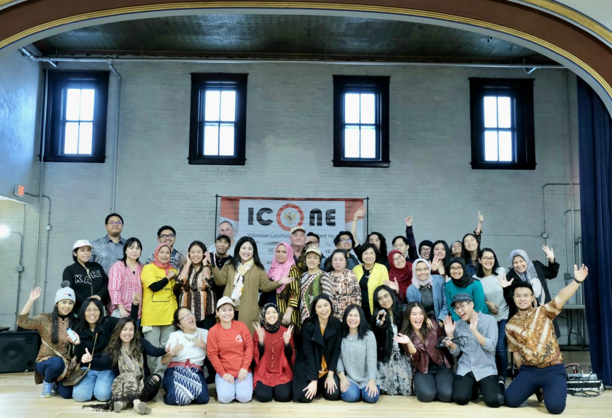 Community Celebration at the Indonesian Bazaar in Cambridge, MA