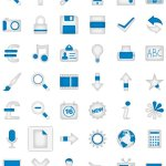 Minimalistica icônes gratuites