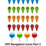 gps maps icones gratuites