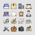 icône croquis gratuites