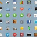 icônes gratuites webdesign Kudos