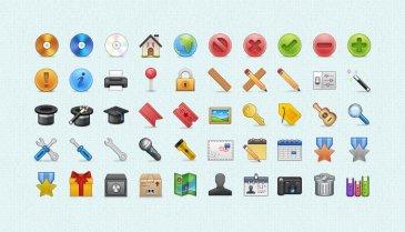 Build icones