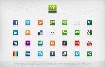 Social Media Icons – Volume 3