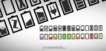 Minimalist Battery