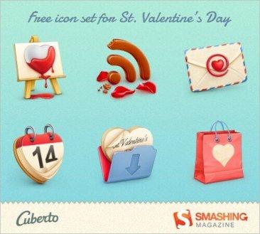 Jour de la St Valentin