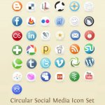 icones gratuites reseaux partage